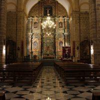 Parroquia de San Andres interior